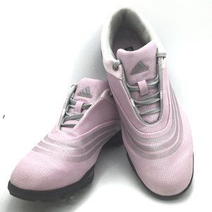 ADIDAS Women's Z-TRAXION Size 6.5 Pink Golf Shoes